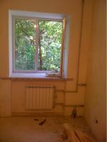 Установка радиатора отопления в квартире