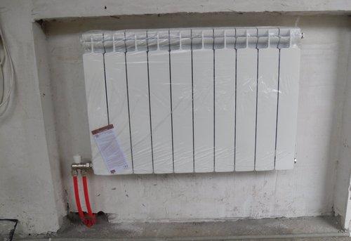 Монтаж батарей отопления в квартире в Москве