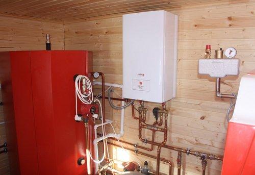 Монтаж электрического отопления в частном доме в Москве