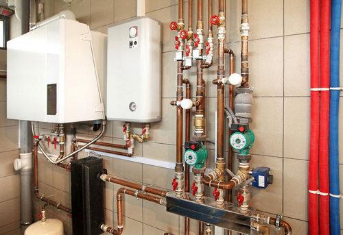 Монтаж газового отопления в частном доме в Москве