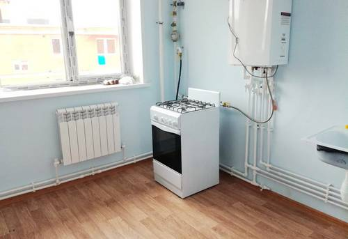 Монтаж индивидуального отопления в квартире в Москве