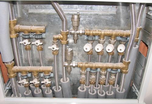 Монтаж нержавеющих труб водоснабжения в Москве