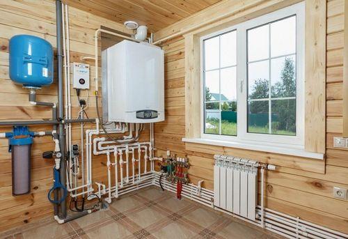 Монтаж отопления в частном доме в Москве