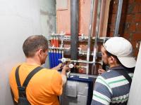 Монтаж труб водоснабжения на даче