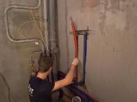 Монтаж системы водоснабжения под ключ