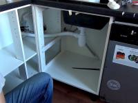 Подключение посудомоечной машины Bosch