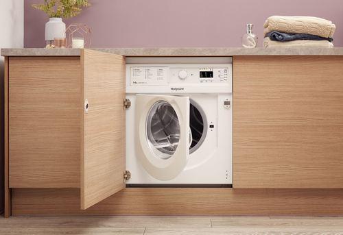 Подключение встраиваемой стиральной машины в Москве