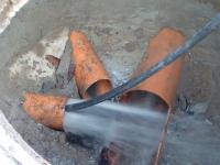 Промывка и прочистка канализации в частном доме
