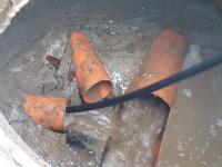 Прочистка канализации в многоэтажном частном доме