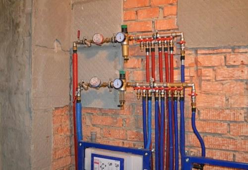 Разводка водоснабжения в квартире в Москве