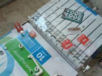 Установка стальных батарей отопления