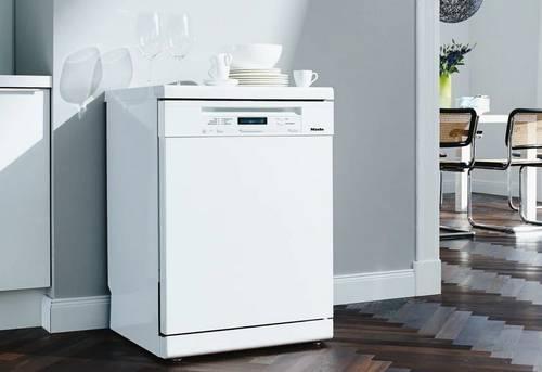 Установка отдельно стоящей посудомоечной машины в Москве