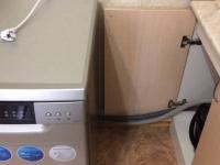 Установка посудомоечной машины в квартире
