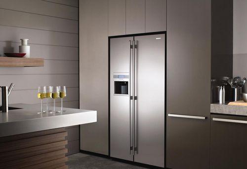 Установка встраиваемого холодильника в Москве