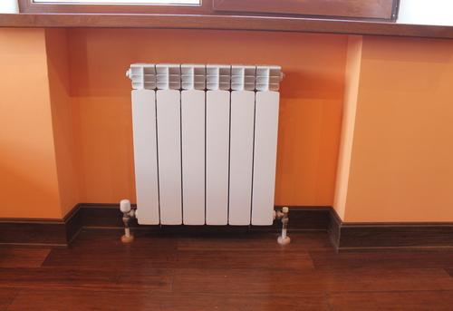 Замена батарей отопления в частном доме в Москве