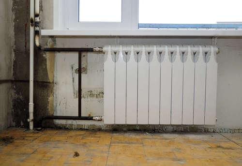 Замена биметаллического радиатора отопления в Москве