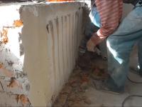 Замена биметаллического радиатора отопления