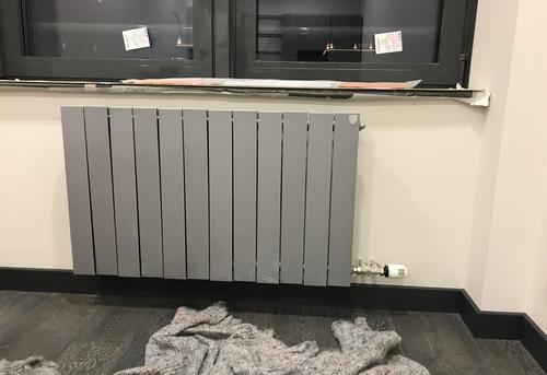 Замена стального радиатора отопления в Москве