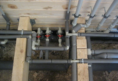 Замена труб холодного водоснабжения в Москве