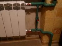 Замена труб отопления под ключ