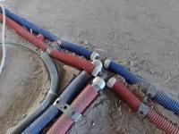 Замена труб отопления в частном доме