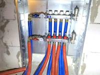 Замена труб отопления в котельной