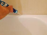 Замена ванны с подиумом